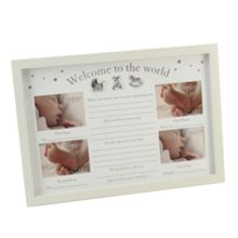 Bambino Mdf 4 aperture photo frame
