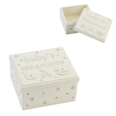 Bambino Resin trinket box