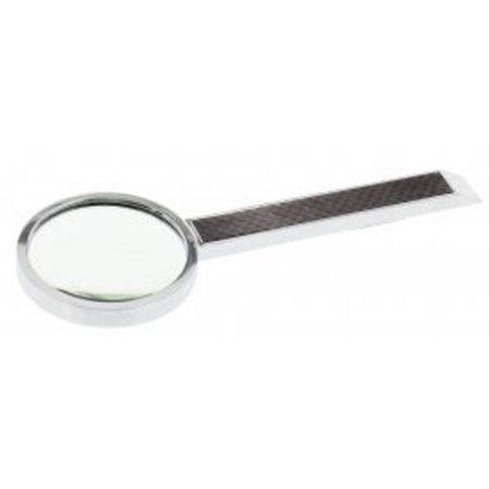 Stratton of Mayfair Carbon magnifying glass