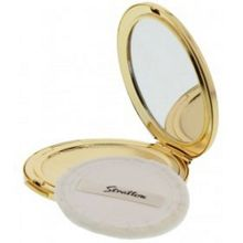 Stratton of Mayfair Strawberry Thief 70mm Powder Compact
