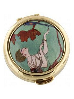 V&a fashion plate pill box 40mm