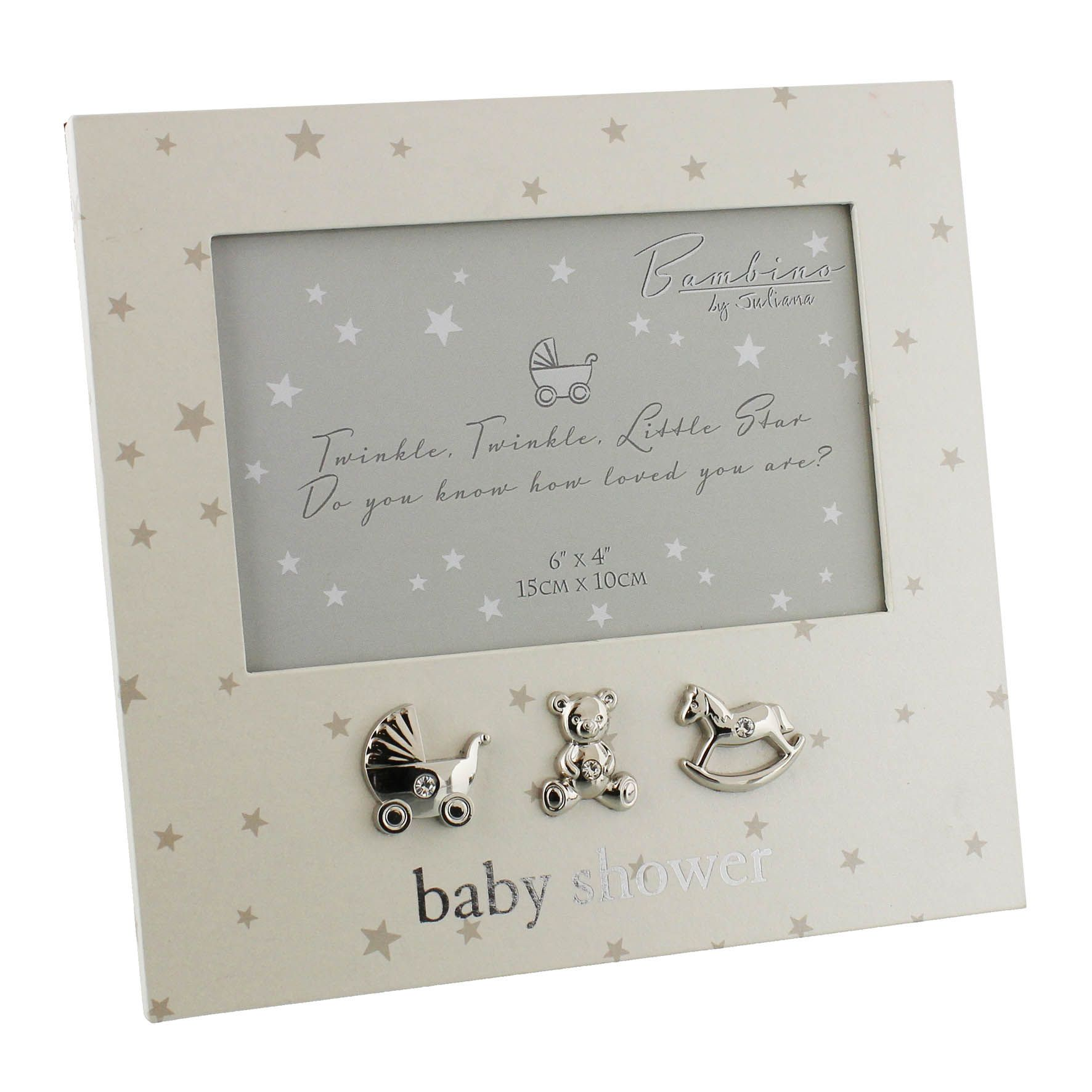 Bambino Bambino Paperwrap photoframe baby shower