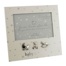 Bambino Paperwrap photoframe baby shower