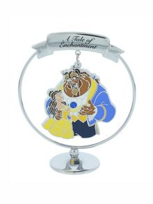 Disney Disney Chrome Plated Beauty & The Beast