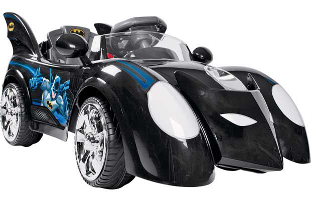 Batman 6v Batmobile Vehicle