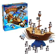 University Games Don`t Rock The Boat Game