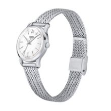 Henry London Edgware mesh bracelet watch.