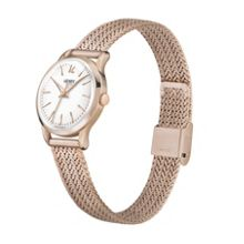 Henry London Richmondmesh bracelet watch.