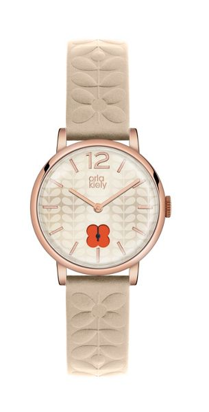 Orla Kiely OK2010 Ladies Strap Watch
