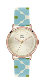 Orla Kiely OK2072 Ladies Strap Watch