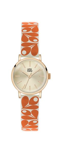 Orla Kiely OK2078 Ladies Strap Watch