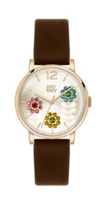 Orla Kiely OK2088 Ladies Strap Watch