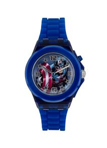Peers Hardy CTA3105 Kid`s Captain America Watch