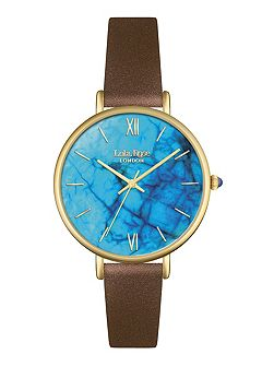 LR2024 Ladies Leather Watch