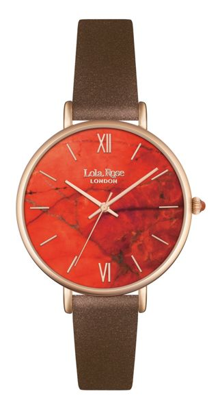 Lola Rose LR2018  Ladies Leather Watch