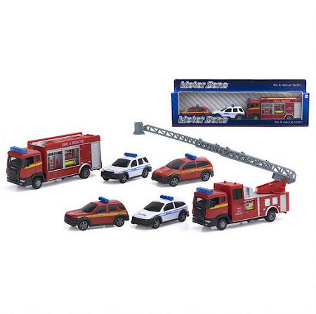 Motor Zone Motor zone fire and rescue team vehicles