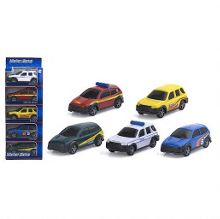 Motor zone extreme vehicle team playset