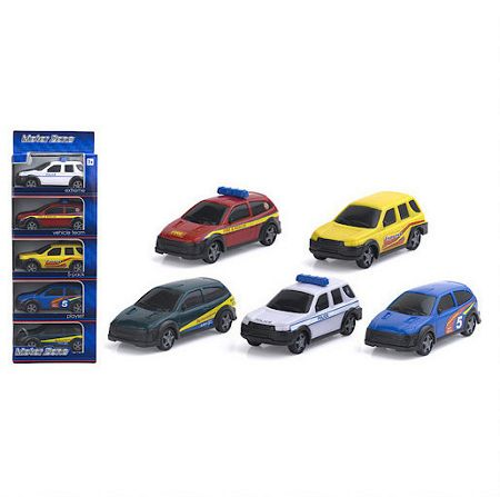 Motor Zone Motor zone extreme vehicle team playset