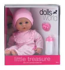 Dolls World 38cm Little Treasure Doll