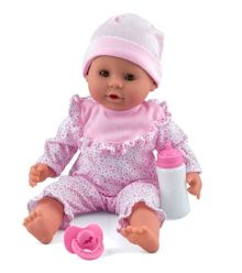 38cm Soft Bean Bodied Doll