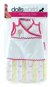 Dolls World Sleeping bag