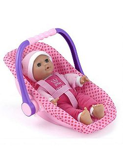 Isabella In Carry Cot