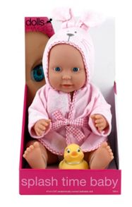 41cm anatomically correct baby doll