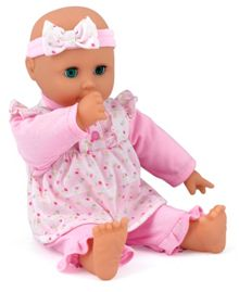 Dolls World 30cm soft bodied doll ella