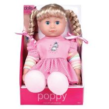 Poppy Soft Bodied Doll