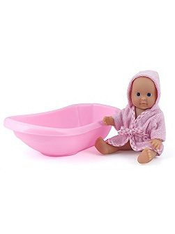Bathtime ellie 17cm doll