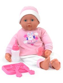 Dolls World 46cm Talking Tilly Doll