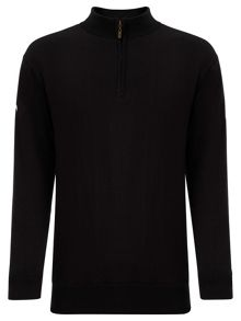Callaway Merino mix windstopper jumper