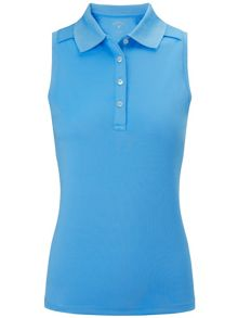Callaway Opti dri sleeveless polo
