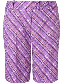 Callaway Atmosphere plaid short