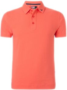 Callaway Plain Stretch Polo Shirt