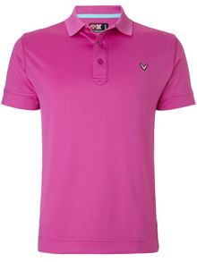 Plain Jersey Polo Shirt