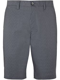 Heathered tech short
