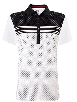 Dot & Stripe Polo