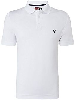 X solid polo