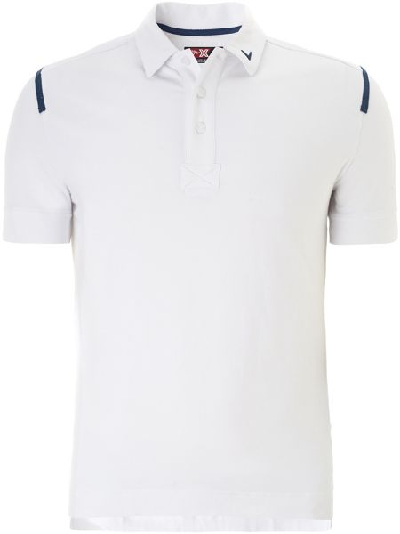 Callaway Stretch cotton polo