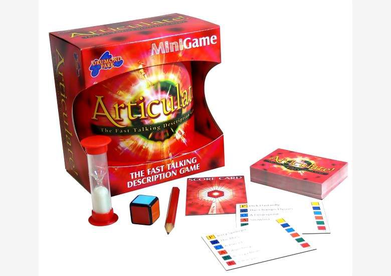 Ariculate Mini Game