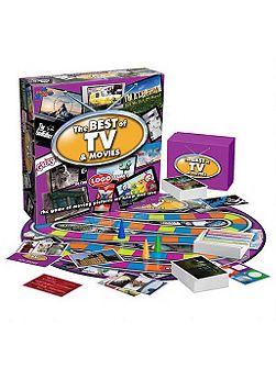 Best of TV & Movies board game