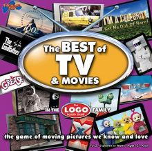 Drumond Park Best of TV & Movies board game