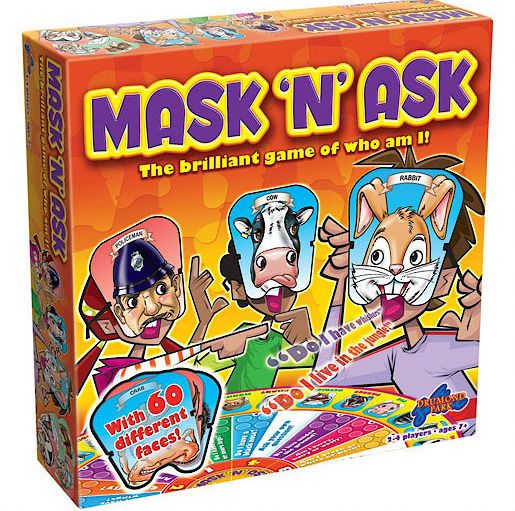 Mask N Ask Game
