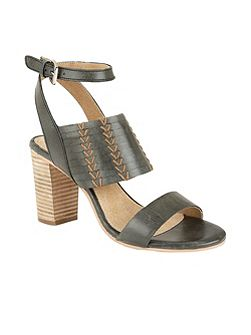 Lenox high block heeled sandals