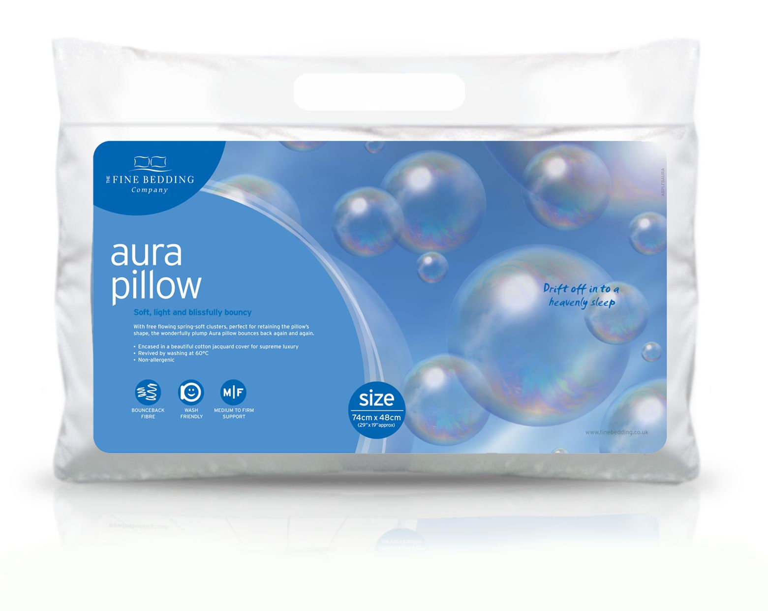 Aura pillow