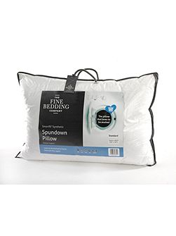 Spundown medium support pillow
