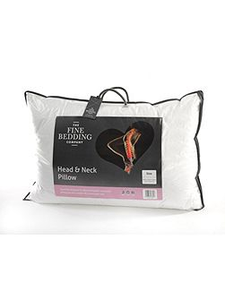 Fine Bedding Company Head & neck pillow