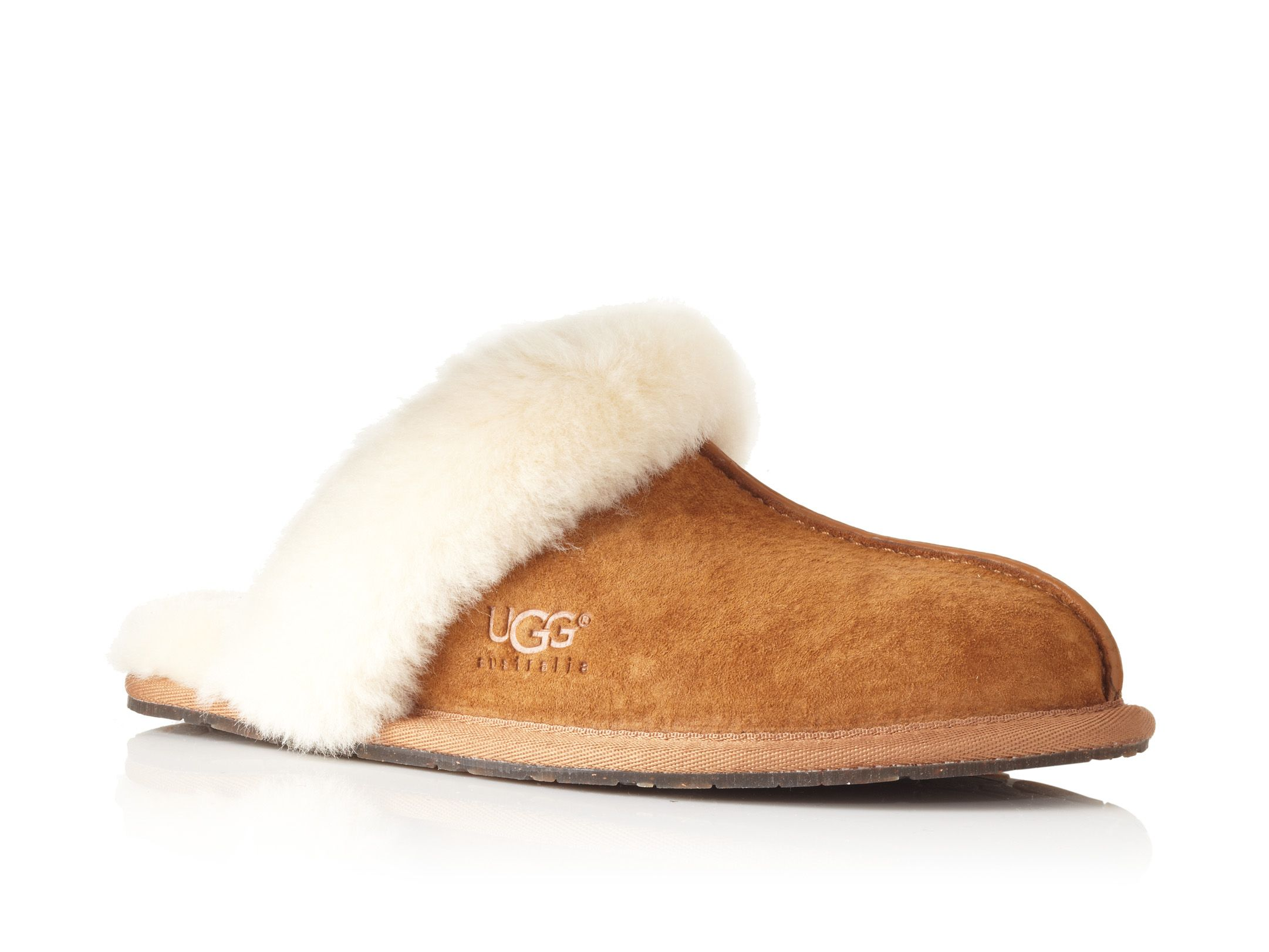 UGG Scuffette II slippers Medium Brown