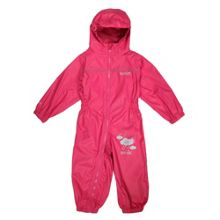 Regatta Baby Girls Puddle Waterproof Splash-Suit